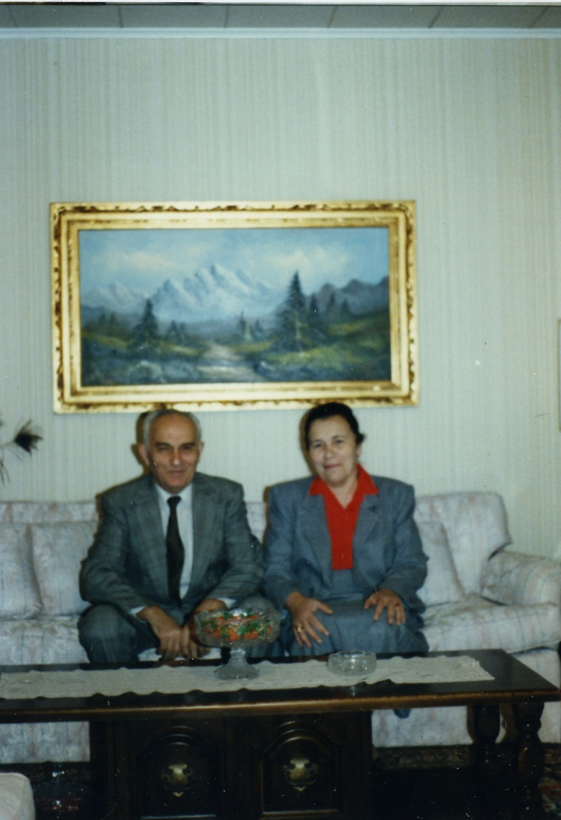 Елизавета Хамидовна Биджиева